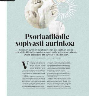 psoriasis ET
